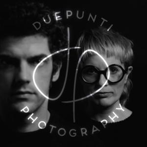 Duepunti Photography logo | www.thebranddesigner.com