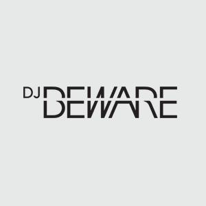 Dj Beware logo | www.thebranddesigner.com