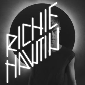 Richie Hawtin logo | www.thebranddesigner.com
