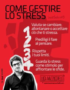 Come gestire lo stress | Luca Mazzucchelli