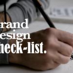 Brand Design check-list: verifica la tua comunicazione visiva