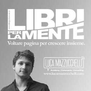 brand design: logo Libri per la Mente di Luca Mazzucchelli