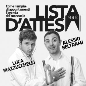 brand design: podcast Lista d'Attesa