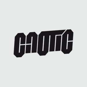 Dj Caotic logo | www.thebranddesigner.com
