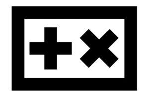 Martin Garrix logo + x