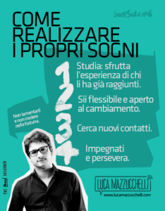 Come realizzare i propri sogni | Luca Mazzucchelli