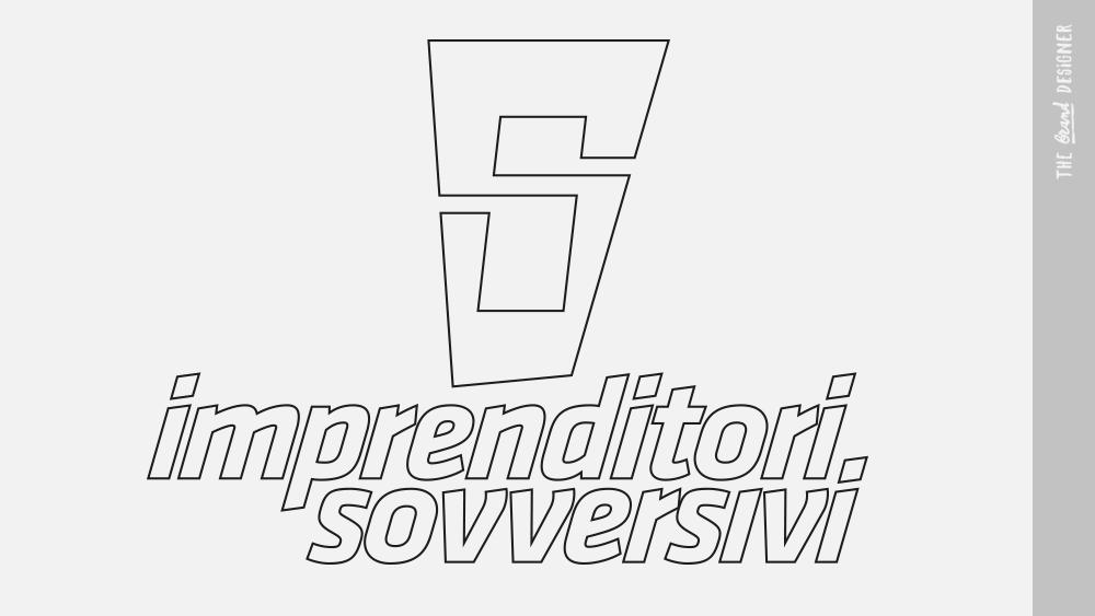 Logo outline di Imprenditori Sovversivi